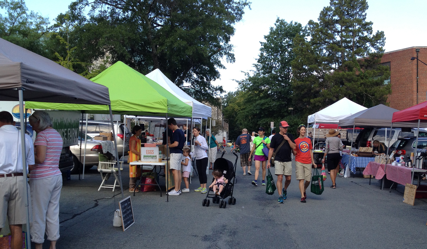 Come to the Farmers Market ::: Now in our eighth season!