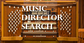 Music director search :: Details